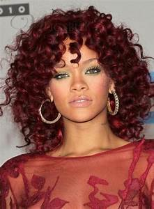 15 Appealing Curly Hair Bob Hairstyles For Black Women