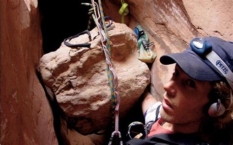 Aron Ralston to share survival story in Utah