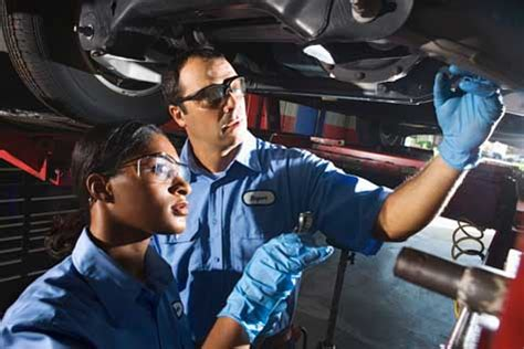 Auto Technician Training Advice  Schools Training