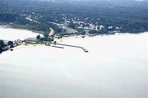 Irondequoit Bay Inlet In Irondequoit NY United States