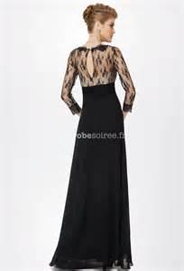 robe de mariã e avec manche dentelle robe longue de soirée dentelle transparente manche 3 4