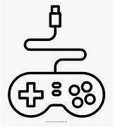 Game Controller Coloring Desenho Controle Transparent Clip Gaming Videogame Clipart Clipartkey Xbox Pngfind sketch template