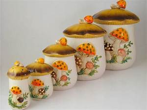 Tuscan Kitchen Canister Sets