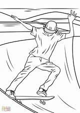 Coloring Skateboard Entitlementtrap Ramp Marvelous Nocl Printable 保存 記事 Pete sketch template