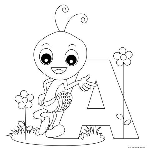 alphabet letter formation worksheets  kidsfree printable coloring pages  kids