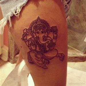 Ganesha Tattoos | Tattoo Designs, Tattoo Pictures | Page 4