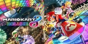 Mario Kart 8 Deluxe Nintendo Switch Jeux Nintendo