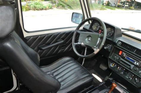 Buy Used Mercedes G-wagon Ge 280. Tan Exterior, Black