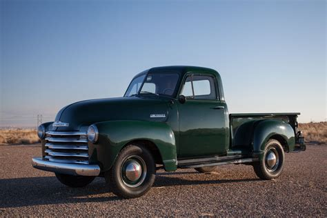 Beautiful Chevrolet Truck Shortbed Restored