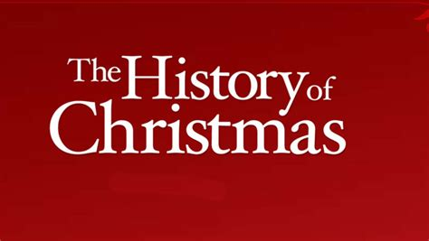my life as a dog bed the history of christmas and its