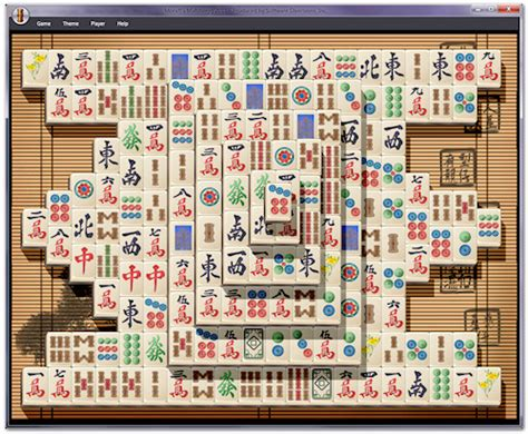 how to make the tiles larger moraff s mahjongg