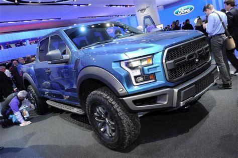 Autoshow De Detroit 2015  Ford Raptor 2017, Ahora Con