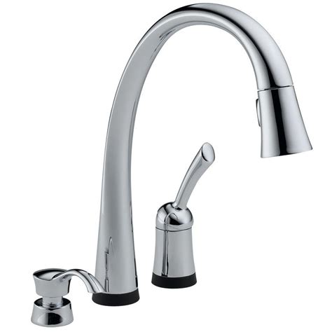 kitchen faucet with built in sprayer grohe eurodisc single handle pull out sprayer kitchen