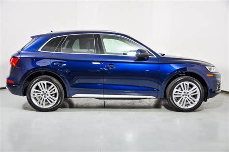 Blue Audi Q5 by 2018 Audi Q5 Navarra Blue Metallic A18 52