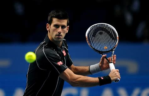 Novak djokovic ретвитнул(а) novak djokovic foundation. Djokovic Storms Past Berdych, Secures Year-End No. 1 Ranking | STEVE G TENNIS