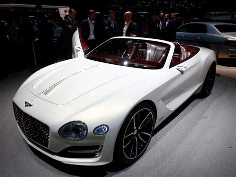 future bentley bentley unveils first electric concept car photos