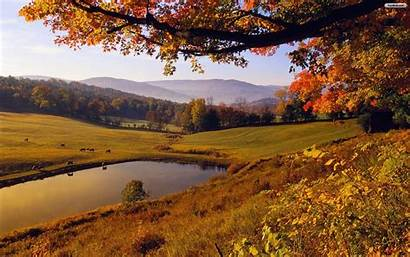 Fall Landscape Wallpapers Landscapes Autumn Country