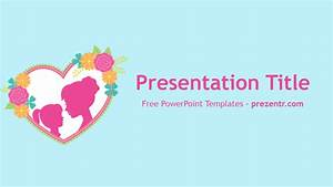 Day Powerpoint Mothers Day Powerpoint Template Preview Prezentr