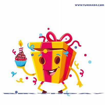 Happy Animated Birthday Funny Gifs Brother Clipart