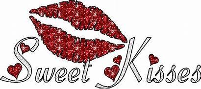 Kisses Sweet Kiss Glitter Friend Send Mail
