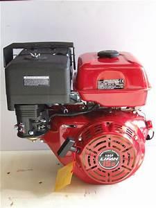 Lifan 15 Hp 420cc Petrol Engine