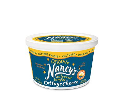 Cottage Cheese Organic Organic Cottage Cheese Nancy S Yogurt