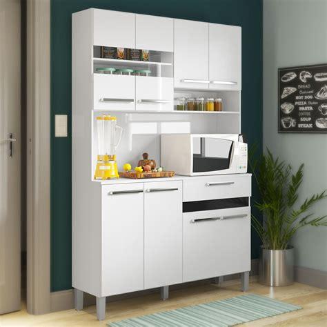 kit mueble cocina  puertas  cajon blanco  md
