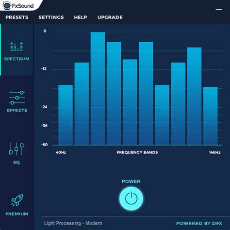 audio equalizer software  windows