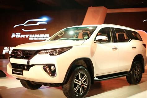 2016 Toyota Fortuner launched at Rs. 25.92 lakh | Team-BHP