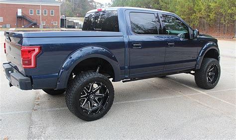 southeast  lariat fx  supercrew blue jeans ford