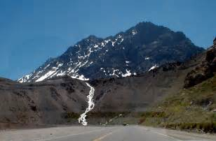 Andes Mountains Chile