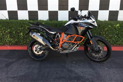 Ktm 1190 Adventure R Motorcycles For Sale