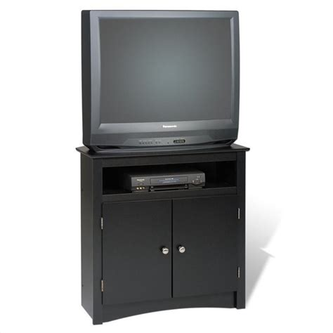black tall standing l prepac black sonoma tall 32 quot corner tv stand for sale