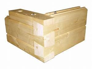 Log house technology and building process - Palmatin LogDomum