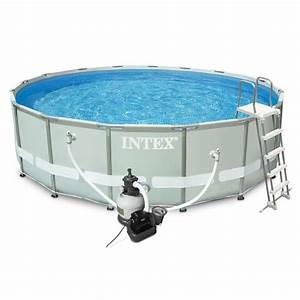 Piscine Pas Cher Tubulaire : jolie piscine ronde tubulaire pas cher ~ Dailycaller-alerts.com Idées de Décoration