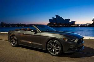 Ford Cars - News: 2015 Mustang priced from just $44,990