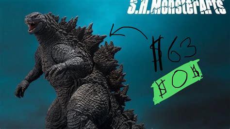 Sh Monsterarts Godzilla 2019 Price