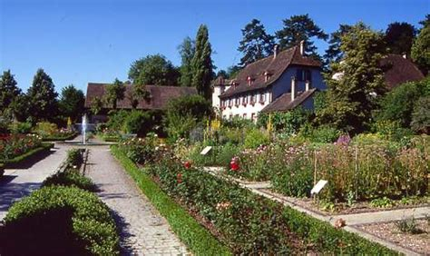 Botanischer Garten Basel Parken by Textatelier Hess Biberstein