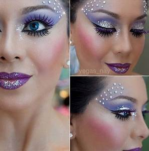 Pretty costume makeup. | Halloween Costume Ideas! | Pinterest