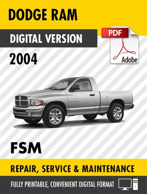 small engine repair manuals free download 1994 dodge shadow user handbook 2004 dodge ram truck 1500 2500 3500 4000 dx factory repair service manual s manuals