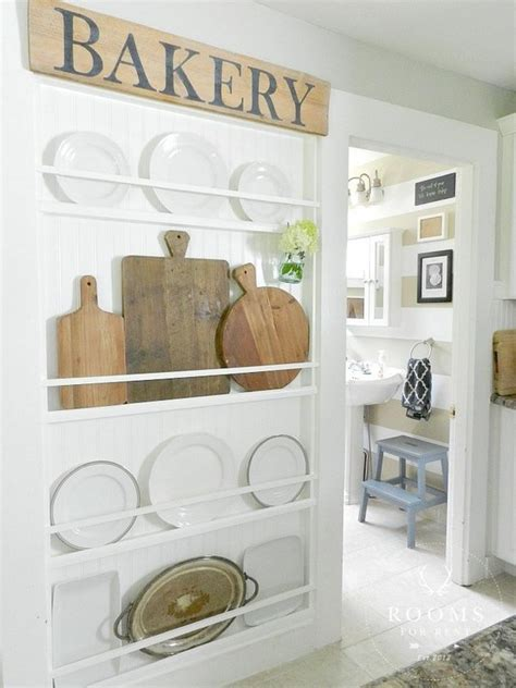 farmhouse kitchen storage ideas hative