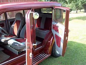 1933 Plymouth Four Door Sadan 350 Automatic Transmission  Lots Of New Parts  For Sale In