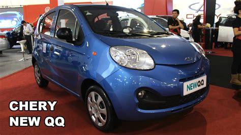 Chery New Qq En El Motor Show