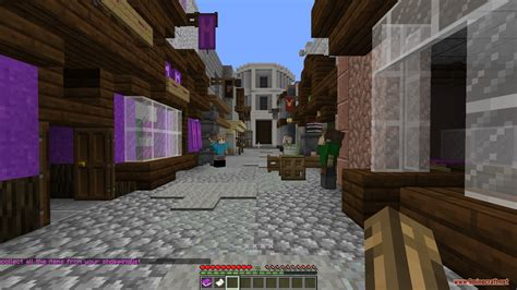 Harry Potter Adventure Map 1.12.2/1.12 For Minecraft