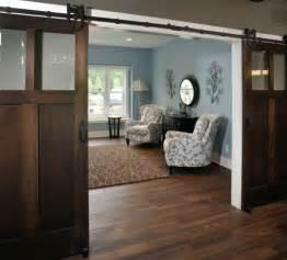 Interior Sliding Barn Door Design Ideas