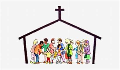Church Mass Clipart Community Nicepng Parish Clip