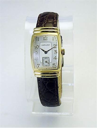Hamilton Company Wristwatches Square