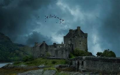 Castle Eilean Donan Desktop Castles Wallpapers Backgrounds