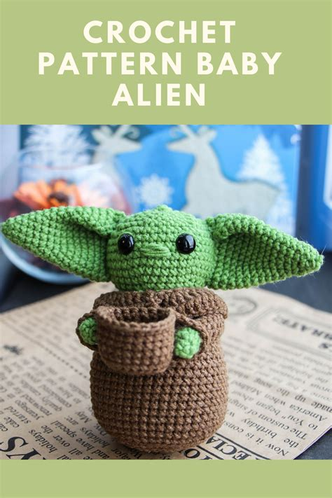 PATTERN Baby Alien idea for Valentine's day The child ...