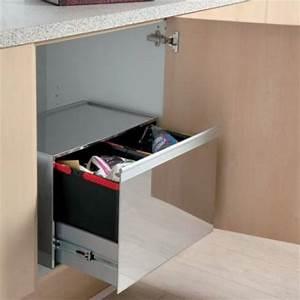 Poubelle Sous Evier Ikea : poubelle sous vier gestion des dechets accessoires ~ Dailycaller-alerts.com Idées de Décoration